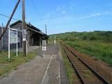 恵比島駅ホーム