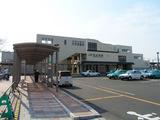千歳線・恵み野駅 駅舎