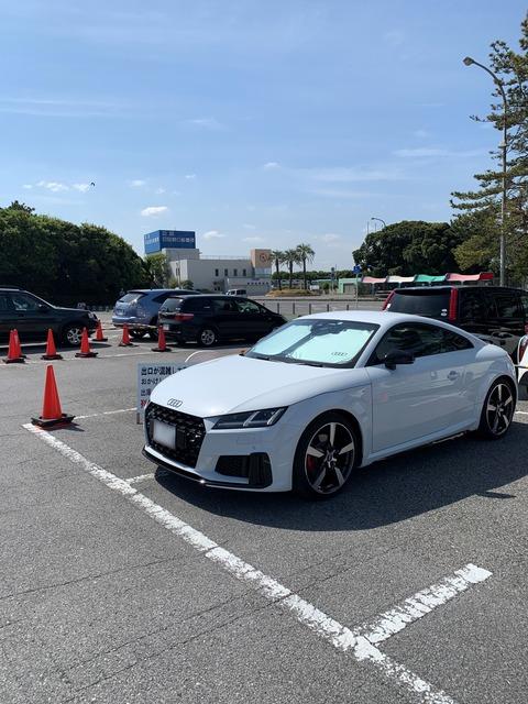 Audi TTちゅちゅポン
