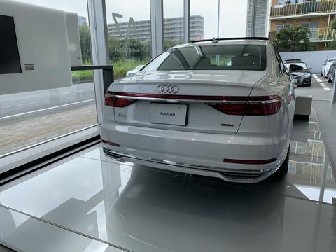 Audi A8-2ちゅちゅポン