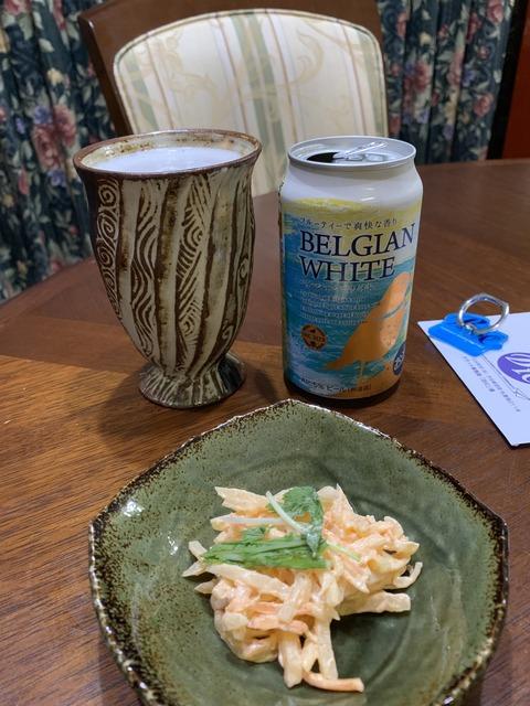 ビール ちゅちゅポン