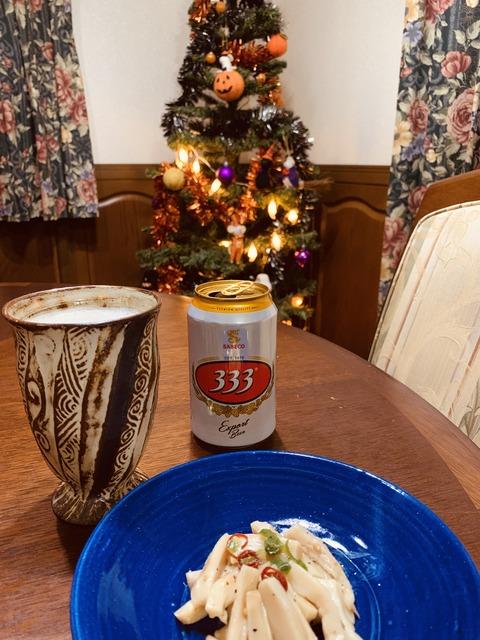 ベトナムビール ちゅちゅポン