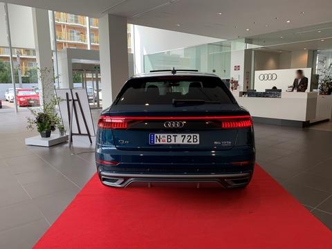 Audi Q8-3 ちゅちゅポン