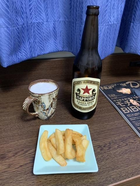 サッポロラガービール ちゅちゅポン