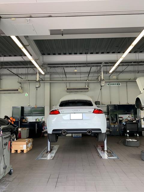 Audi TT ちゅちゅポン-1