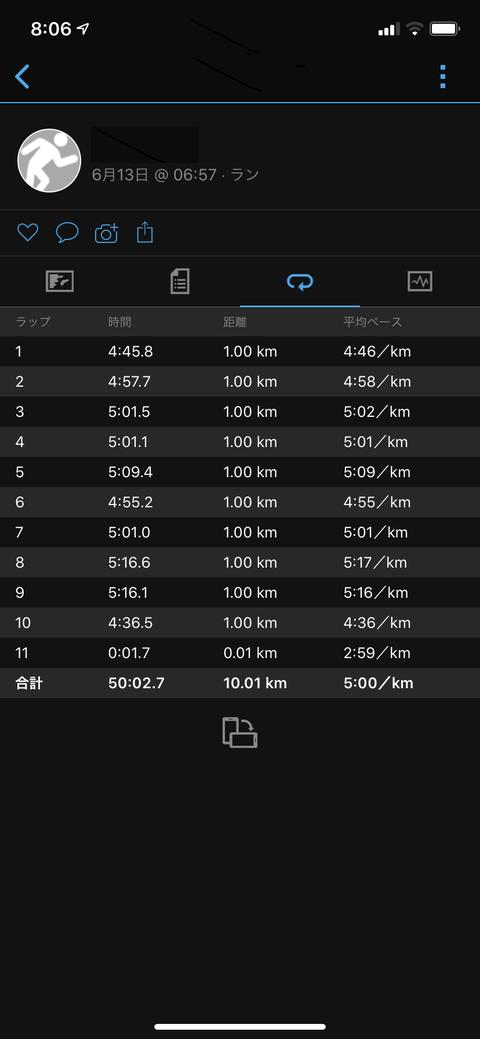 ランたなデジタルマラソン ちゅちゅポン
