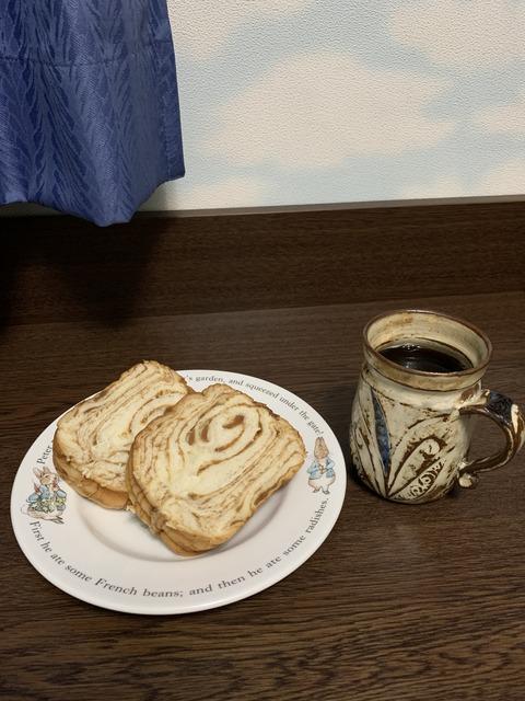 朝食 ちゅちゅポン