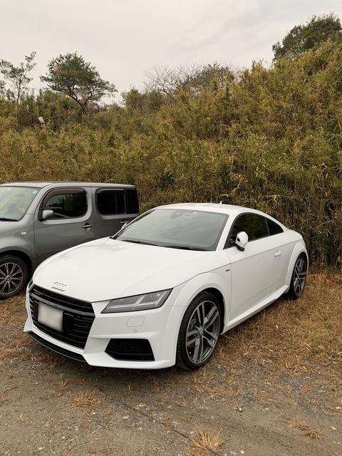 Audi TT ちゅちゅポン