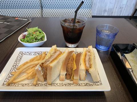 昼食 ちゅちゅポン
