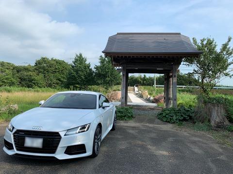 Audi TT ちゅちゅポン-2