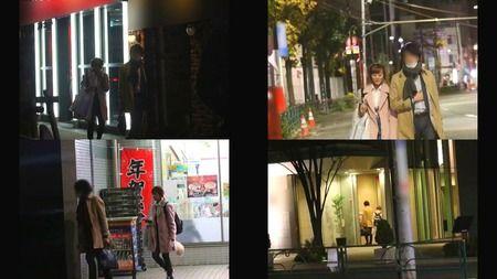 萩原「この日は、たまたま駅で会い、話が弾みお家へ行かせて頂きました」