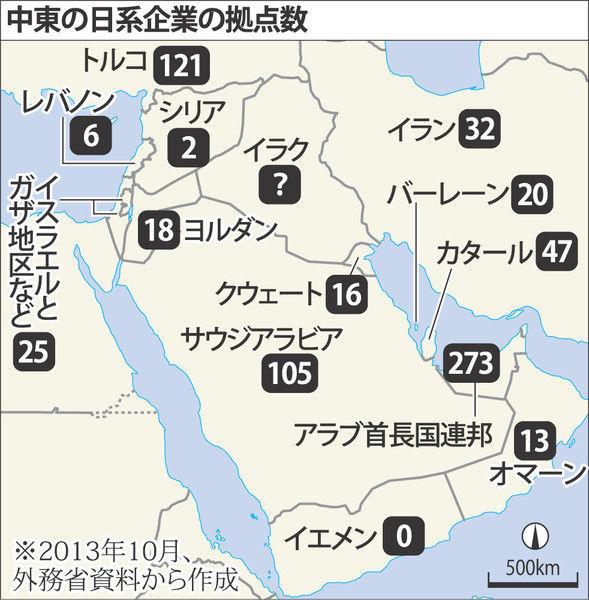 イスラム過激派組織「イスラム国」(IS)が日本人を標的にテロを続けると... <「イスラム国」テ