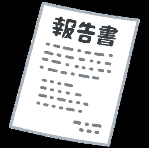 document_houkokusyo