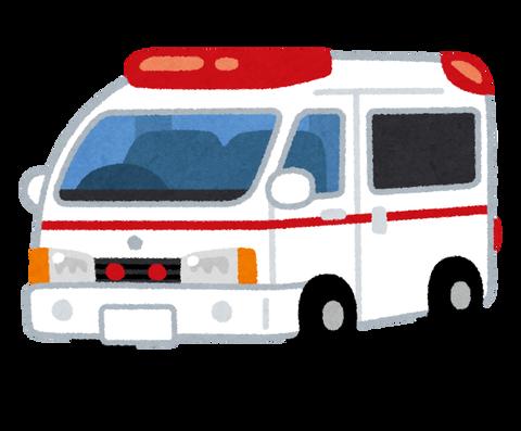 medical_car_kyukyusya_naname