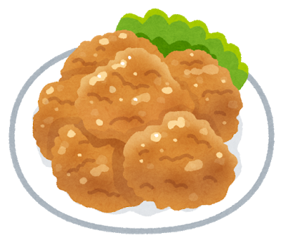【画像あり】吉野家の唐揚げ定食www