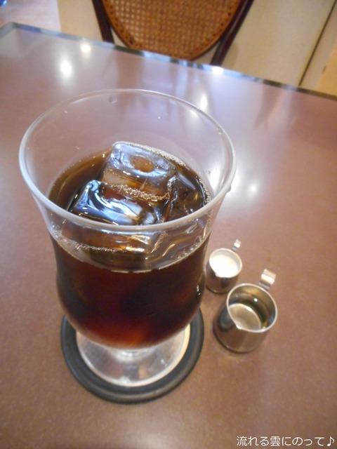 炭火アイスコーヒー
