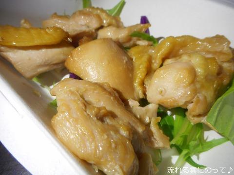 鶏もも肉(生姜醤油味)