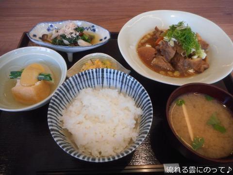 牛すじ煮込み(膳)