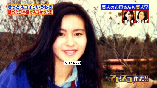「角谷暁子 お母さん 美人」の画像検索結果