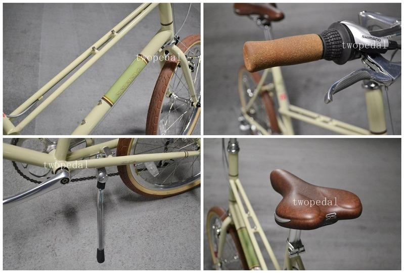 自転車の 自転車 シマノ 変速機 修理 : BRUNO MIXTE 20(ブルーノ ミキスト ...