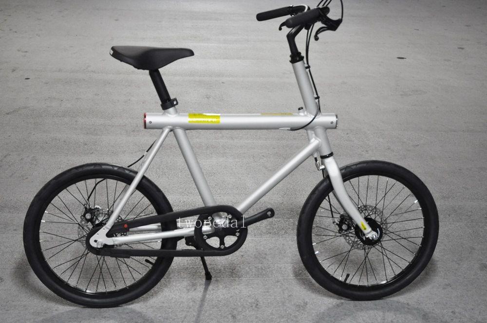 自転車屋 イオン自転車屋 修理 : VANMOOF Tiny 2.2(バンムーフ ...