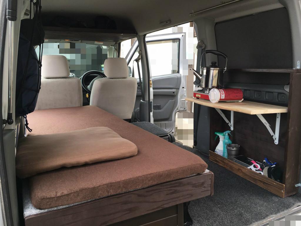 こういう軽トラ・軽バンで日本一周したい  [816970601]YouTube動画>1本 ->画像>23枚