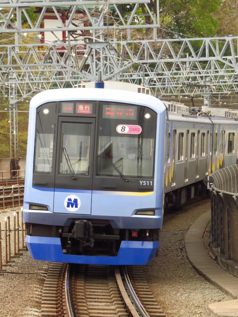 3/26 東横線Fライナーなど撮影 :...