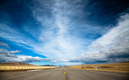 road-and-sky
