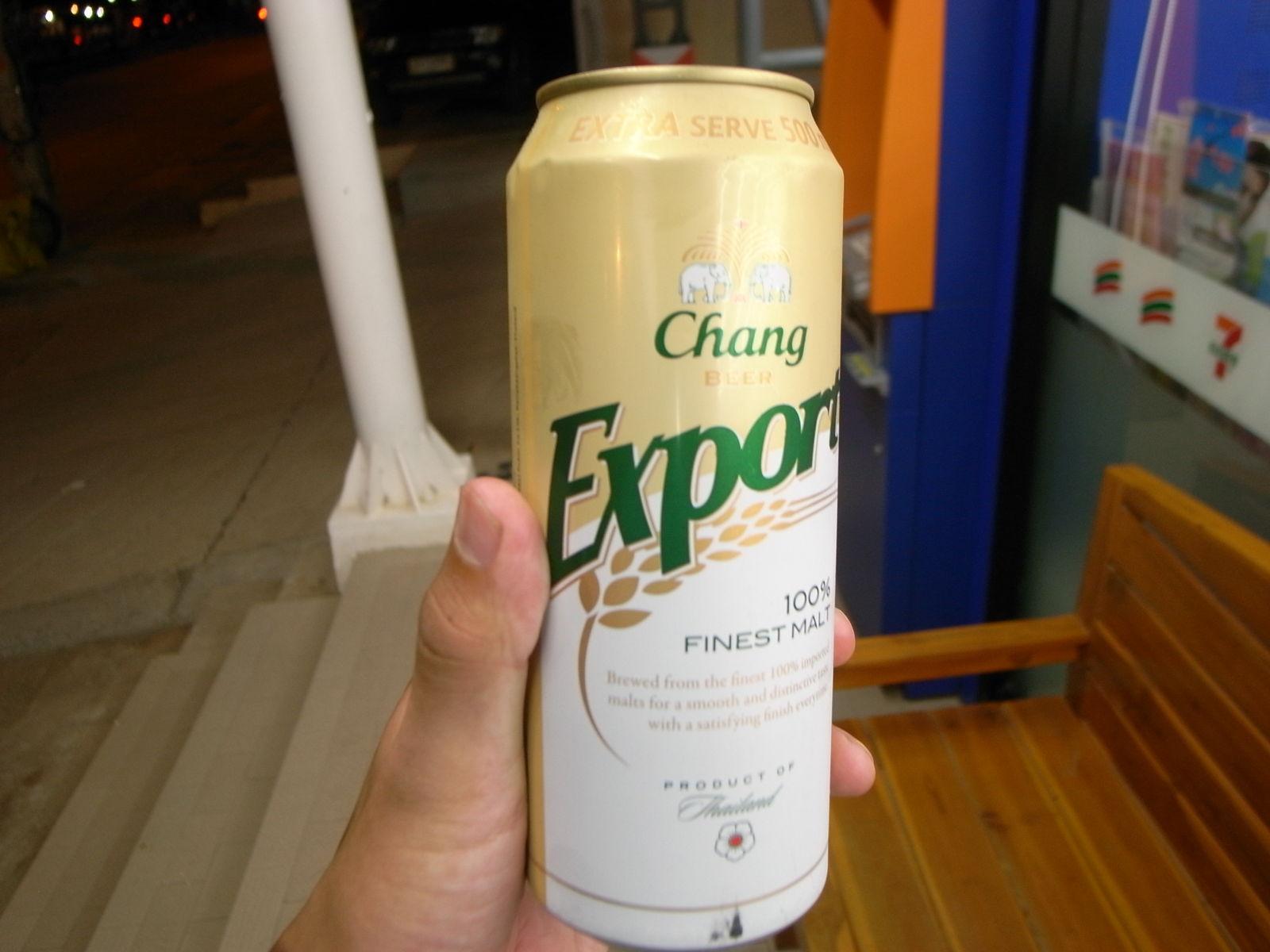 世界遺産を見学したからビール ...