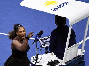 全米テニス協会会長、セリーナを見捨て審判に土下座謝罪