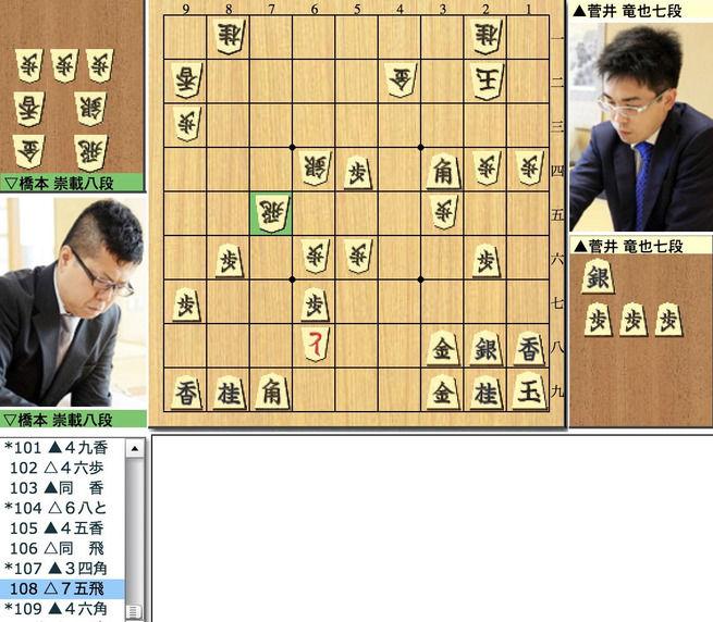 【悲報】プロ棋士さん、とんでもない負け方をする