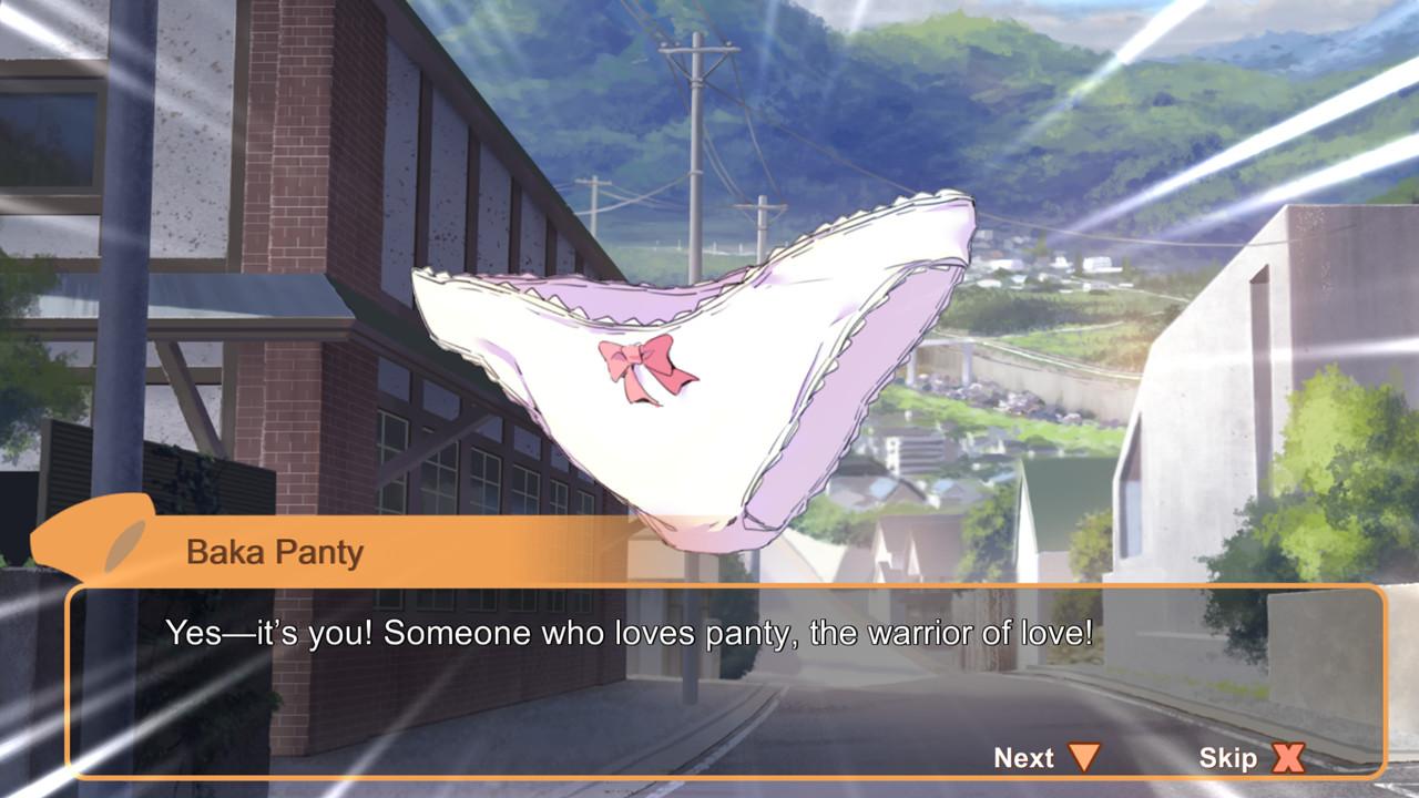 パンツ対戦アクション「Panty Party」とかいうGAMEくっそワロタ☆☆☆☆☆☆☆☆☆☆☆☆☆☆☆