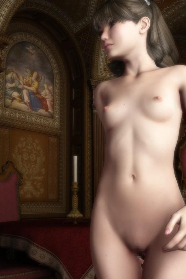 3Dエ□アニメ、とうとうこのレベルに達する。。(画像115枚)