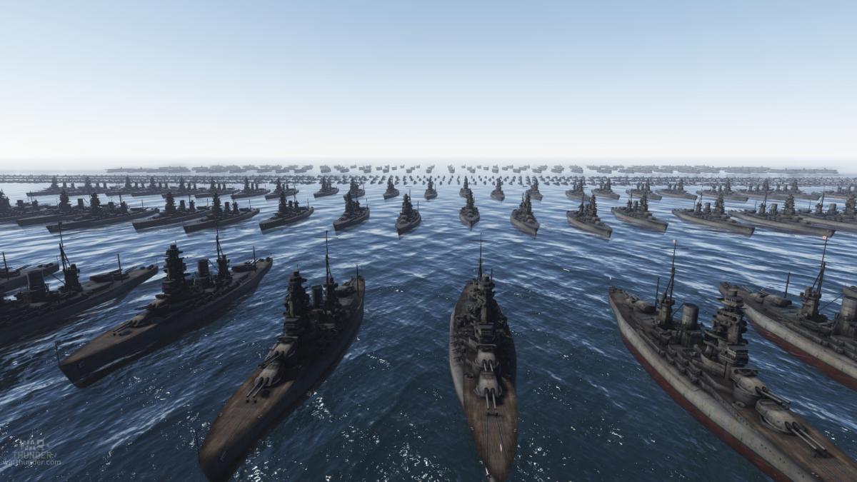 海軍は空母実装しないで欲しい : WarThunder速報