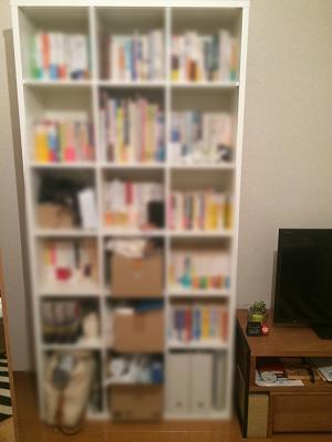 【見ちゃだめ❣️】ワイの本棚、お母ちゃん物色中…