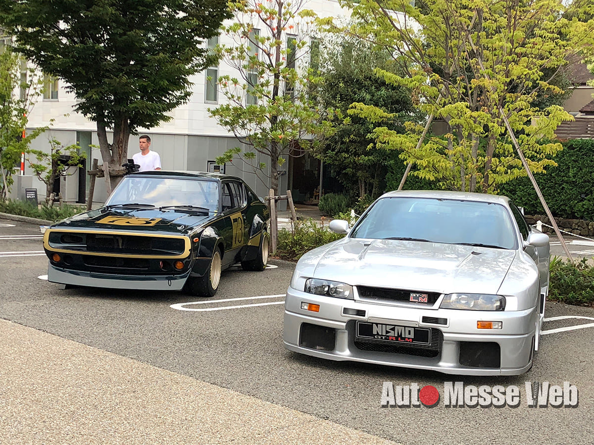 Nissan GT-R50 by Italdesign、Exhaust、イタルデザイン、蔦屋、代官山