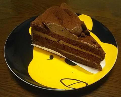 チョコラトルテケーキ-2