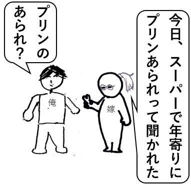 プリンアラモード1
