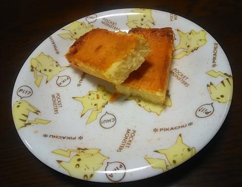 焦がしチーズケーキ3