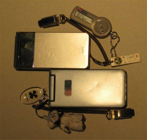 普代の携帯電話