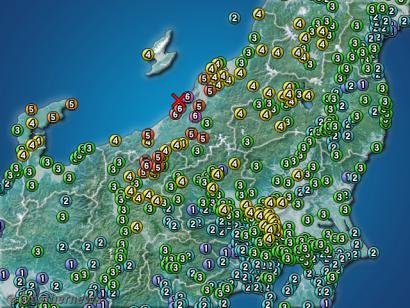 新潟地震2