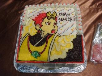 JUMPケーキ