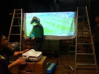 サッカーライブビューイング