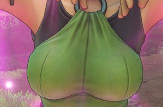【PS4】ドラクエ11のドスケベ女武道家がヤバイwwwwwwwwwww