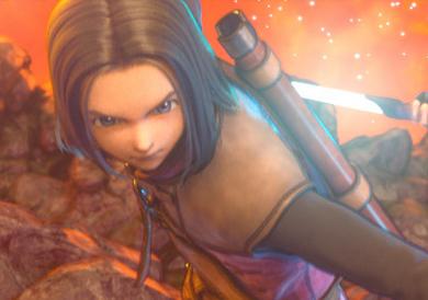 【PS4】DQ11の新スクショがキモすぎてヤバイ件、史上最悪のモデリングだろこれwwwwwwwww