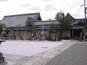 東寺の風景