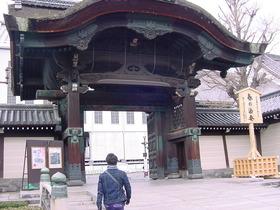 東本願寺正門