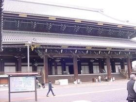 いまいちな東本願寺