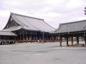 京都西本願寺