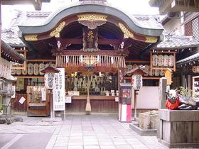 新京極通りの天満宮